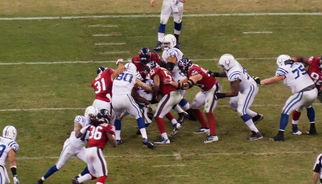 Indianapolis Colts Houston Texans Rivalry football