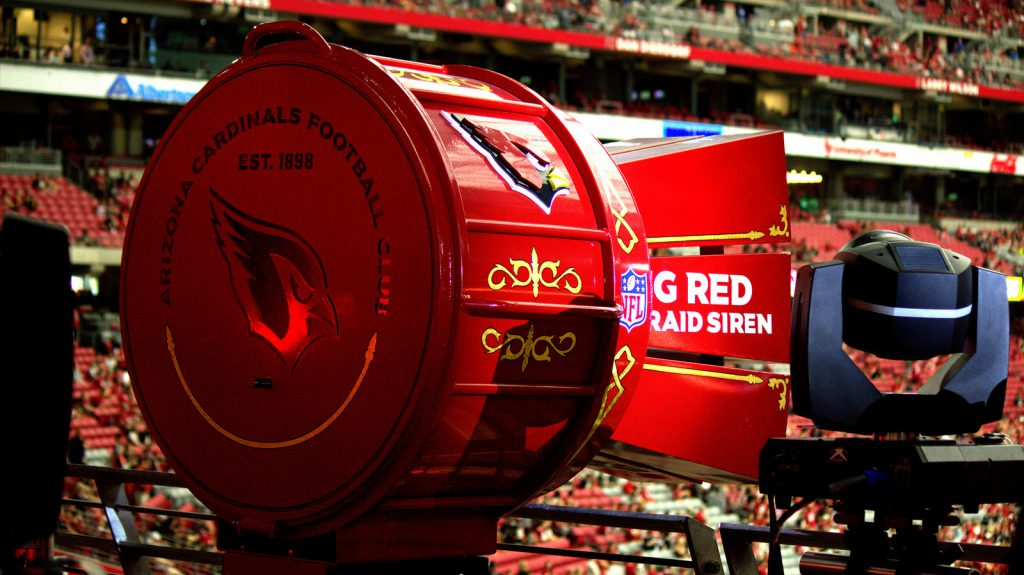 Arizona Cardinals Big Red Siren