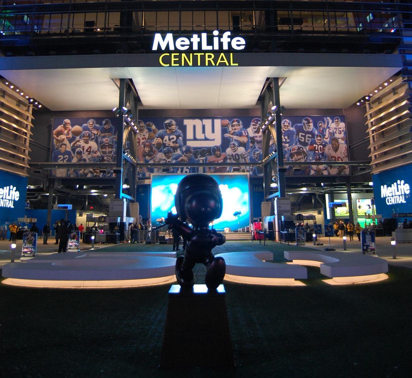 MetLife Central stadium