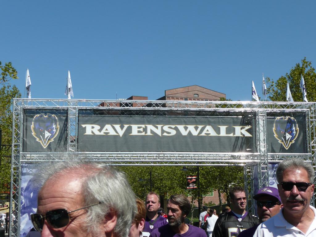 Baltimore Ravens Walk