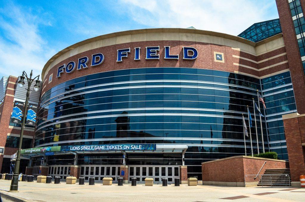 Ford Field Detroit Lions stadium