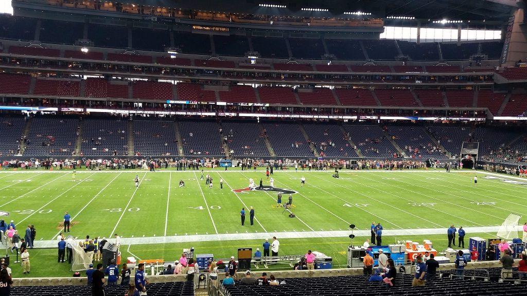 Houston Texans NRG Stadium