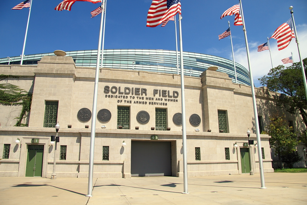 Soldier Field Chicago Bears stadium