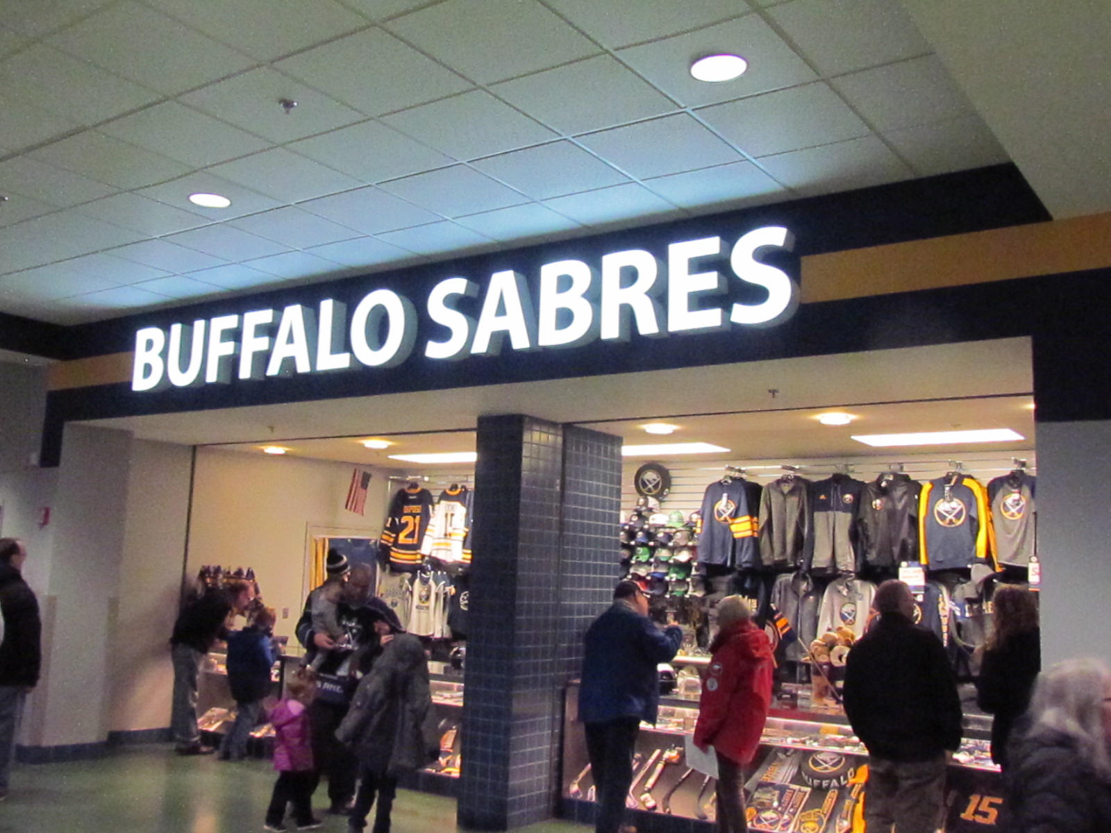 Sabres Store