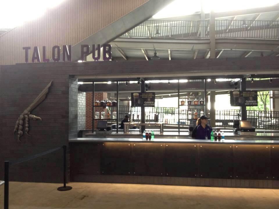 M&T Bank Stadium Talon Pub