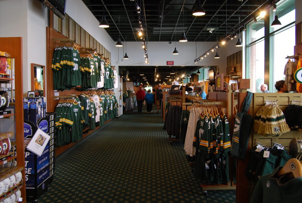 Green Bay Packers Packers Pro Shop