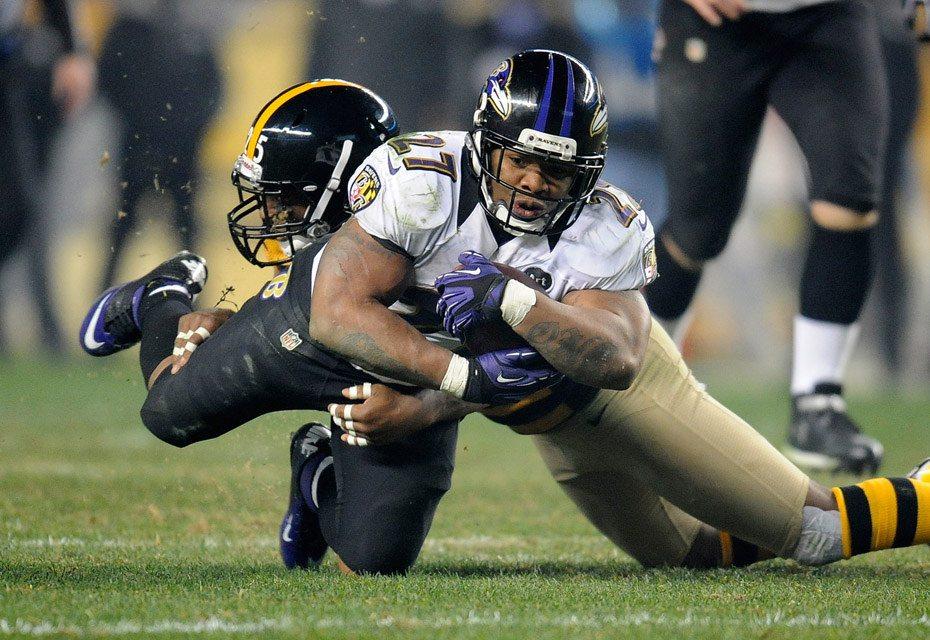Baltimore Ravens Pittsburgh Steelers