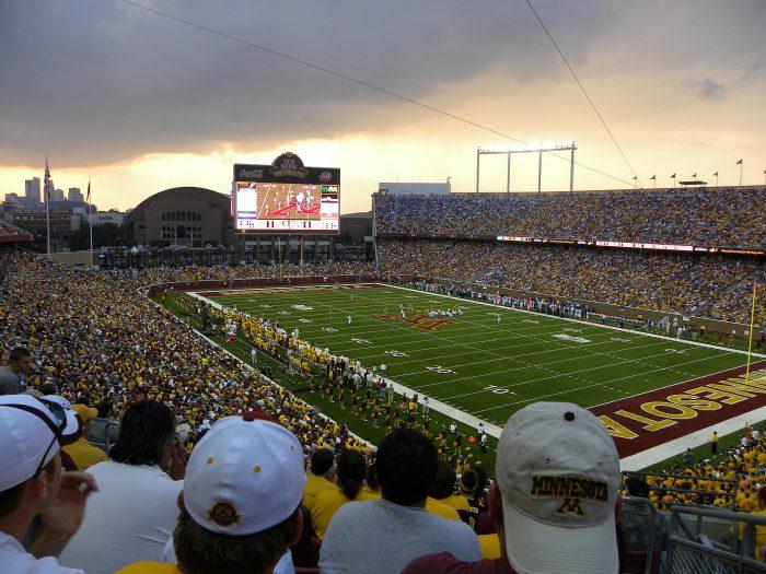 Top 50 College Football Stadiums Supertailgate