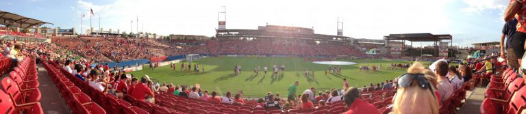 FC Dallas Toyota Stadium