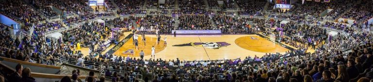 Williams Arena at Minges Coliseum East Carolina Pirates