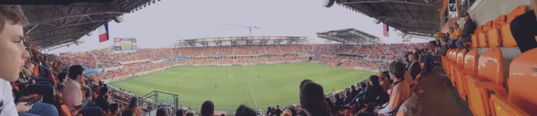 Houston Dynamo BBVA Compass Stadium