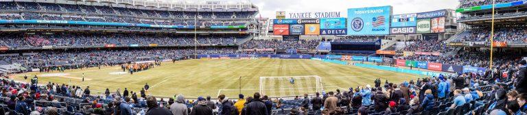 Yankee Stadium NYC FC