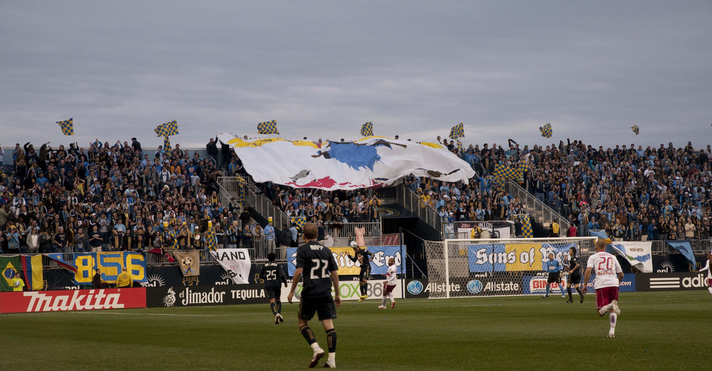 River End Philadelphia Union