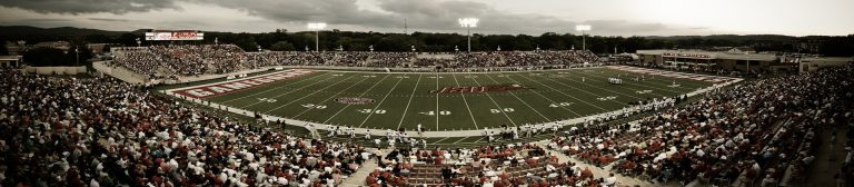 Jacksonville State Gamecocks Burgess Snow Field at JSU Stadium