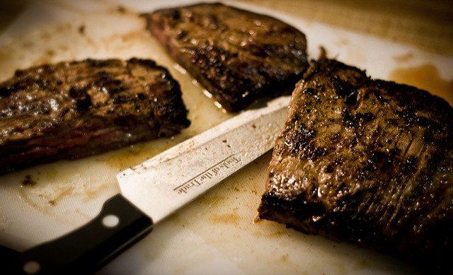 Tailgating Steak