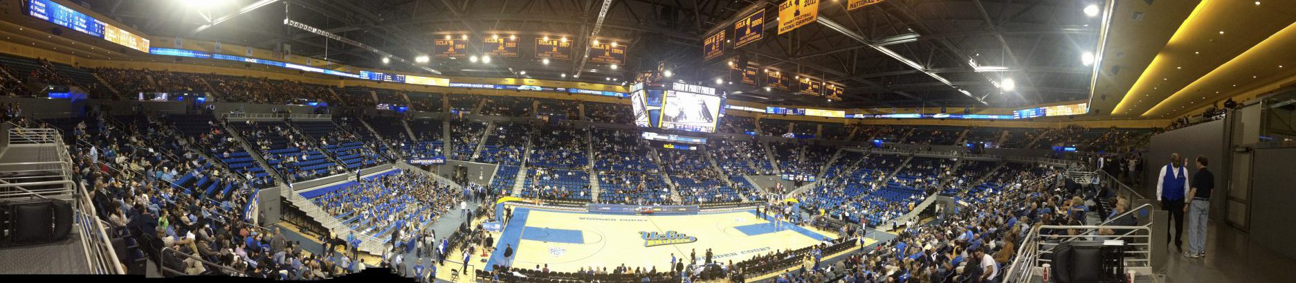 UCLA Pauley Pavilion