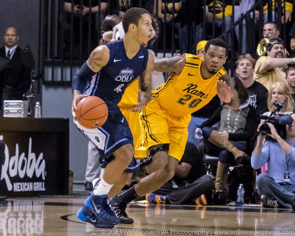 ODU vs VCU Basketball
