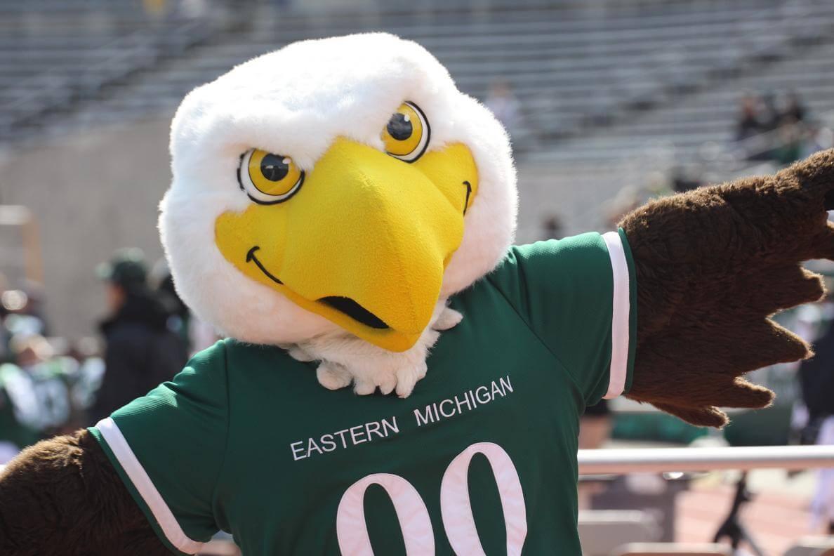 EMU Eagles Swoop