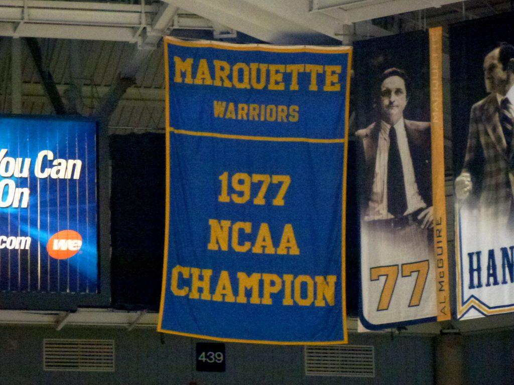 Bradley Center banners