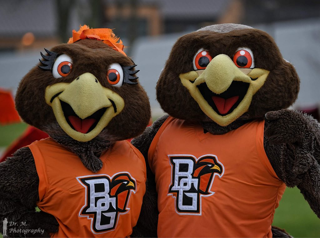 BGSU mascots