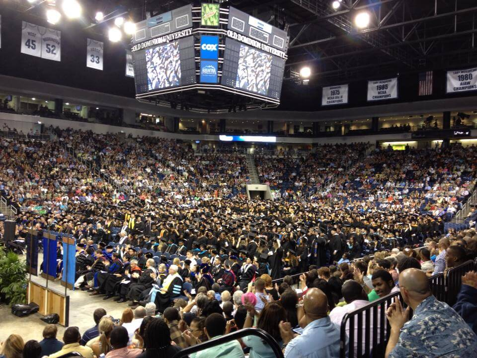 Ted Constant Convocation Center