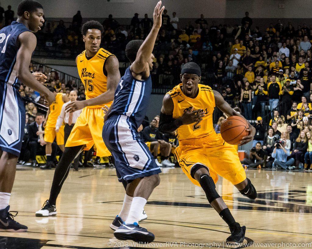 VCU Rams vs Old Dominion Monarchs Basketball