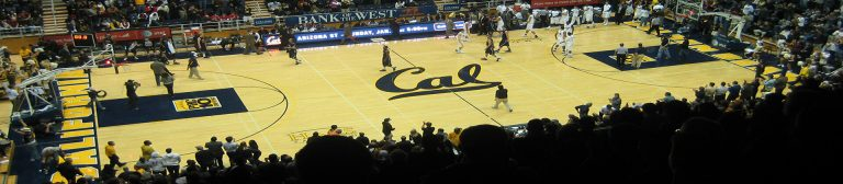 California Golden Bears Haas Pavilion