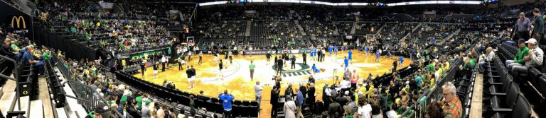 Matthew Knight Arena Oregon