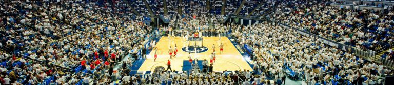Bryce Jordan Center basketball