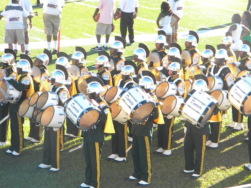 Norfolk State Spartans football band