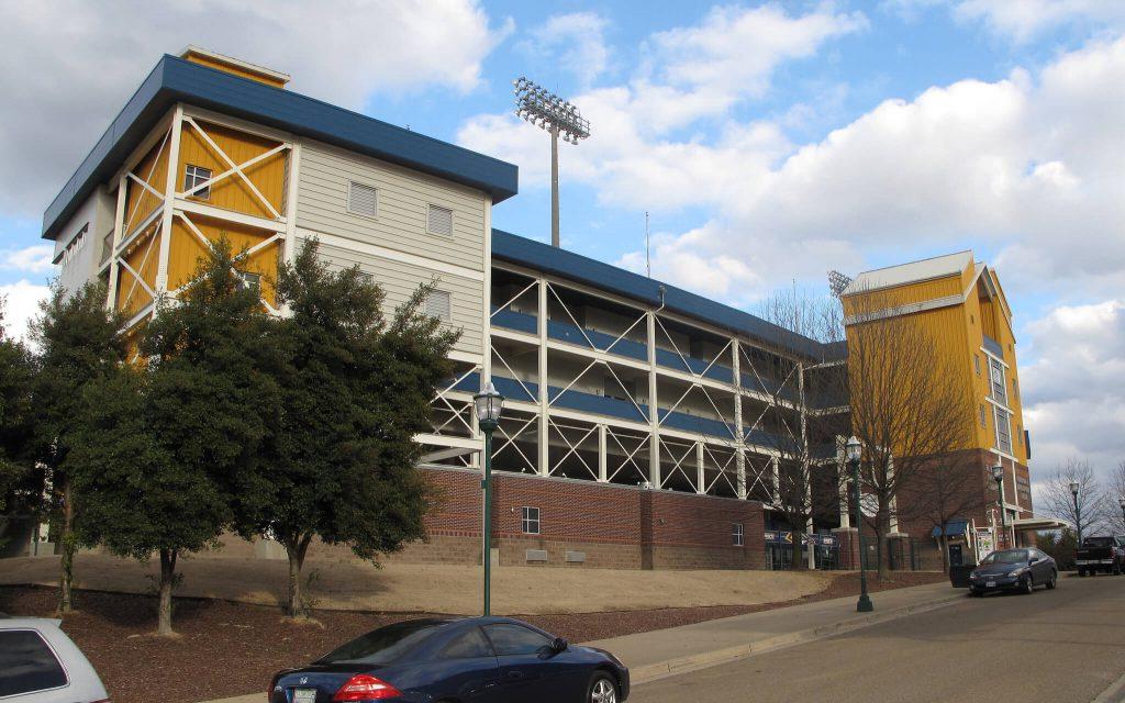 Finley Stadium Chattanooga