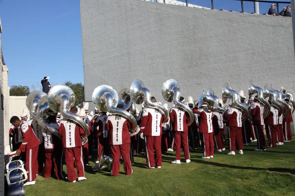 South Carolina State Bulldogs band