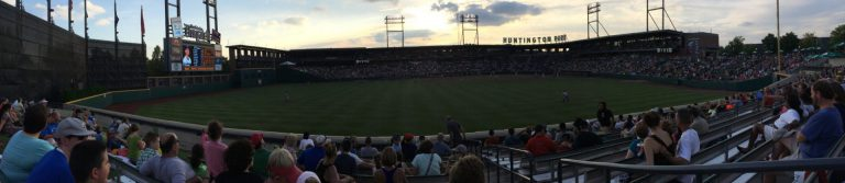 Columbus Clippers Huntington Park