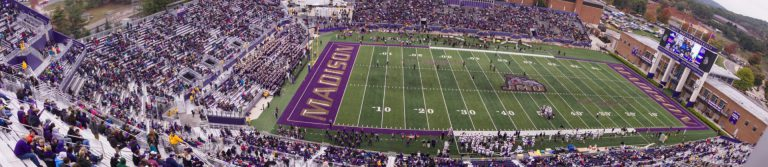 James Madison Dukes stadium