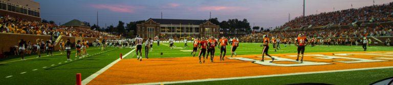 Mercer Bears Five Star Stadium