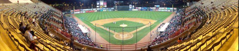 The Diamond stadium