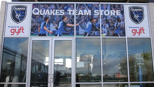 Quakes Team Store