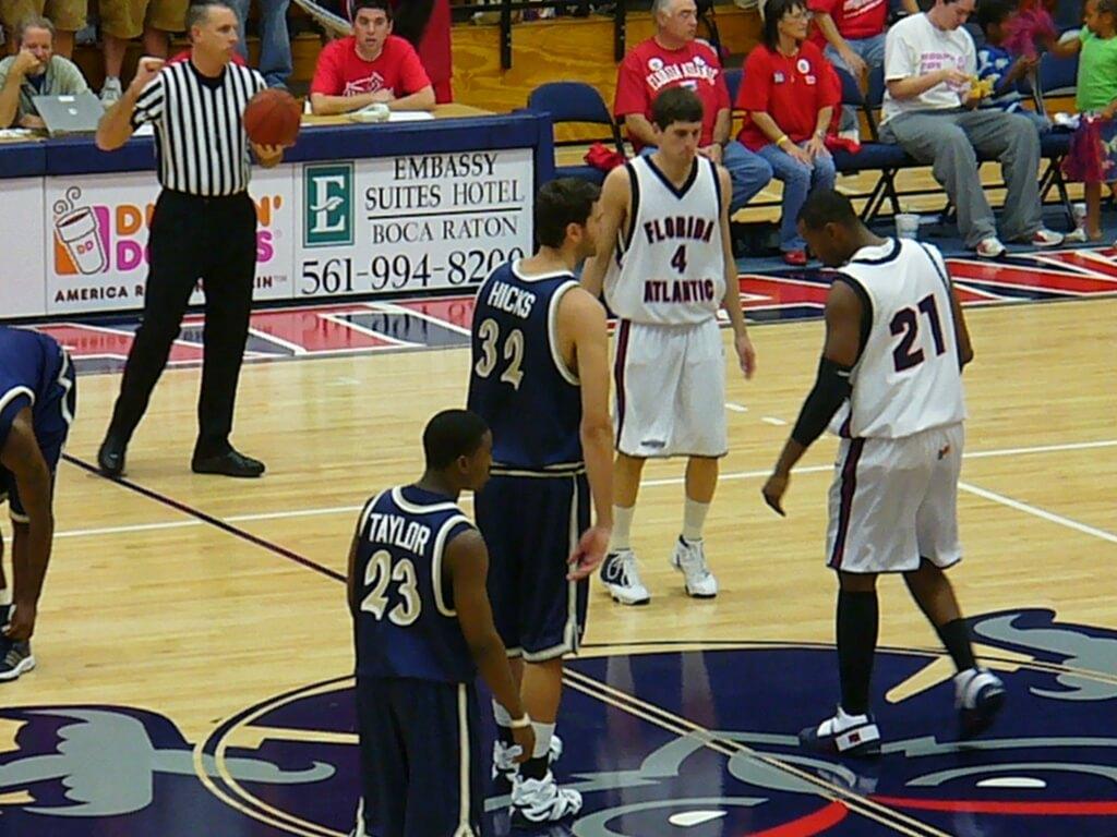 FAU Florida Atlantic University Owls FIU Panthers Basketball
