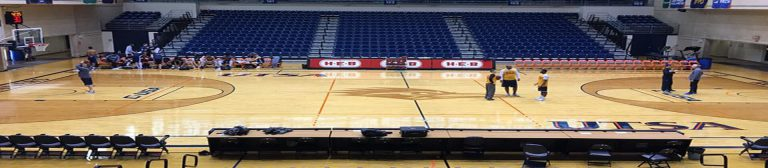 UTSA Roadrunners Basketball Convocation Center