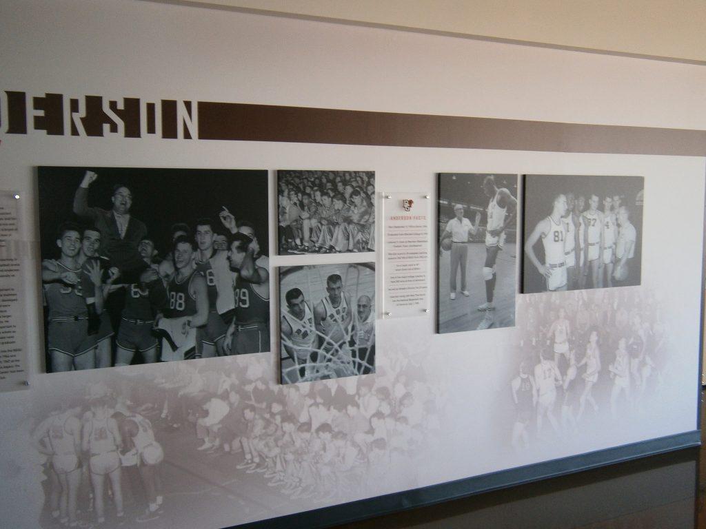 BGSU Falcons Basketball Hall of Hame