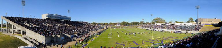 Alcorn State Braves Jack Spinks Stadium
