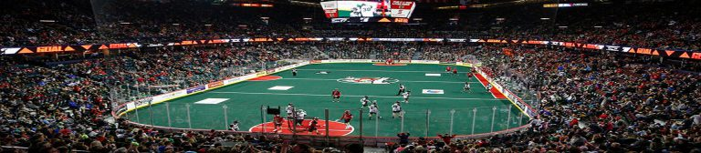 Calgary Roughnecks Scotiabank Saddledome