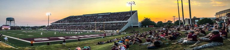 Eastern Kentucky Colonels Roy Kidd Stadium