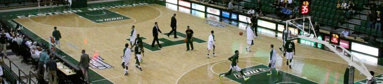 Eastern Michigan Eagles Convocation Center