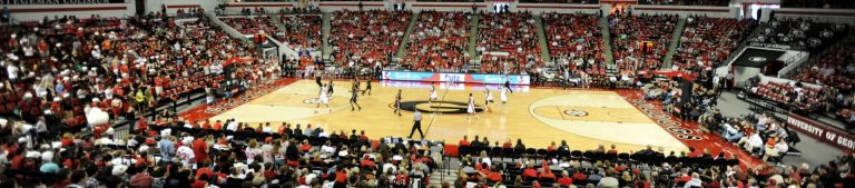 Stegeman Coliseum Georgia Bulldogs