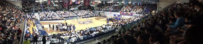 Hanner Fieldhouse Georgia Southern Eagles