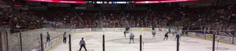 Wells Fargo Arena Iowa Wild