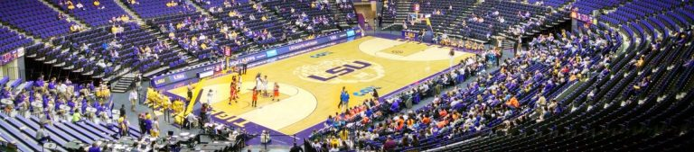 Pete Maravich Assembly Center LSU Tigers