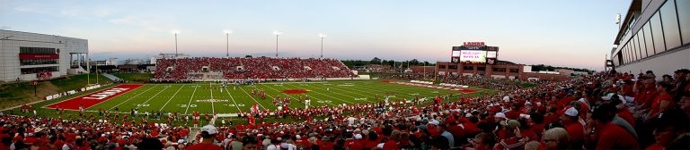 Provost Umphrey Stadium Lamar Cardinals