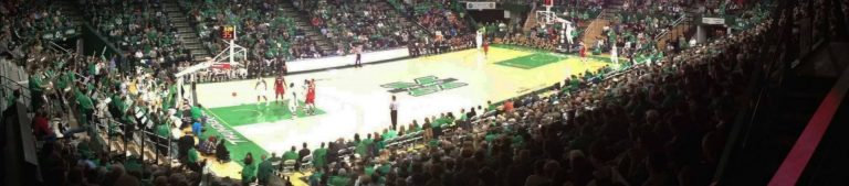 Marshall Thundering Herd Cam Henderson Center